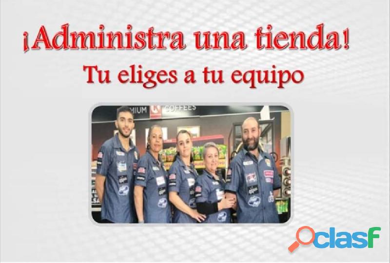 Líder de tienda CIRCLE K / TIENDA EXTRA Huixquilucan Cuajimalpa