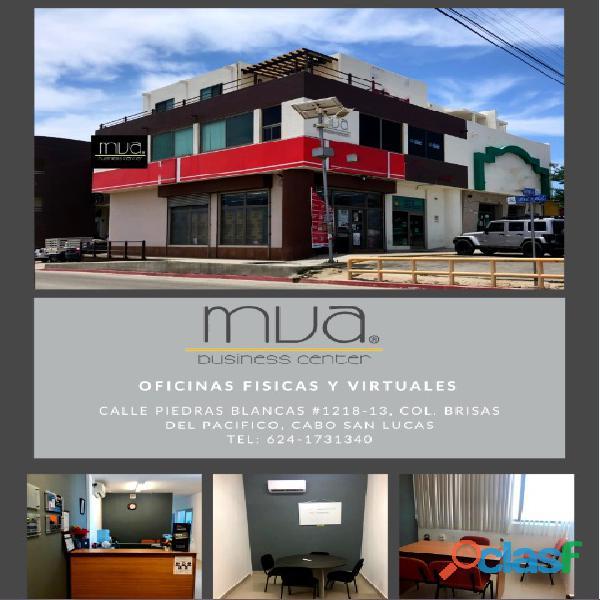 OFICINAS CON SERVICIOS INCLUIDOS EN LOS CABOS