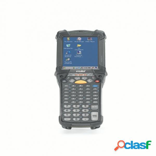 "Zebra terminal portatil mc9200 3.7"", 512mb, windows embedded handheld 6.5, wifi, bluetooth - no incluye cables ni fuente de poder"