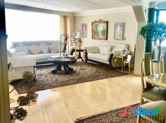Rento departamento amueblado y decorado con excelentes acabados 430 mts.