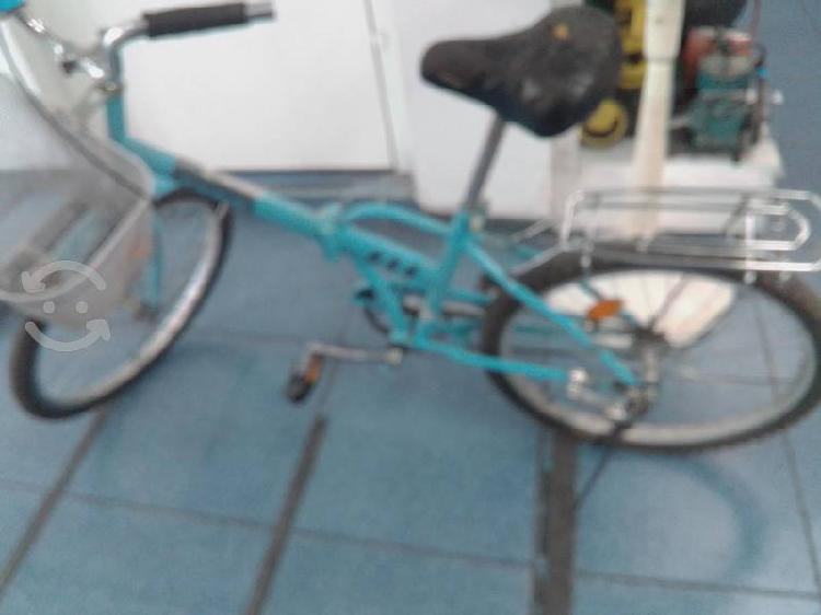 Bicicleta plegable rodada 24 buen estado