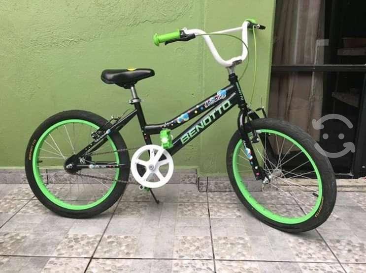 Bicicleta benotto rodada 20