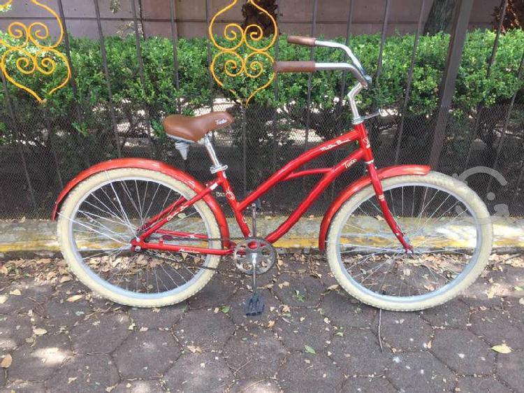 Bicicleta malibu beach turbo r26