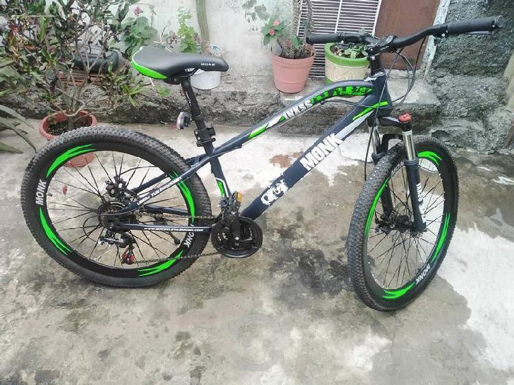Bicicleta monk inkss
