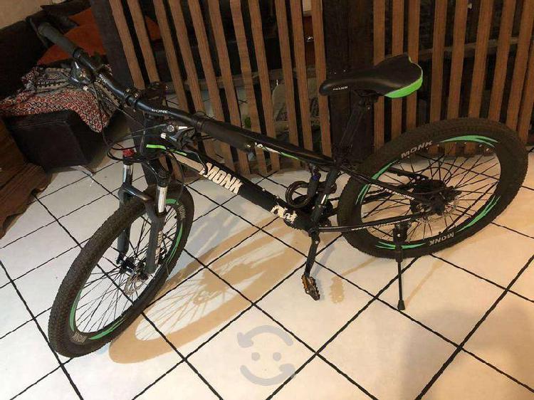Bicicleta montaña inxss shimano a tratar!