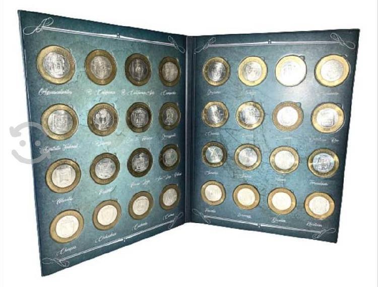 Coleccion monedas de plata mexicanas 100 pesos