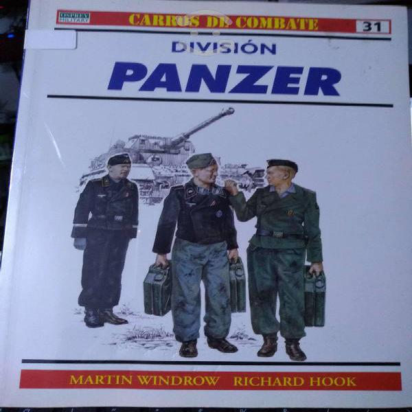 Division panzer martin windrow richard hook