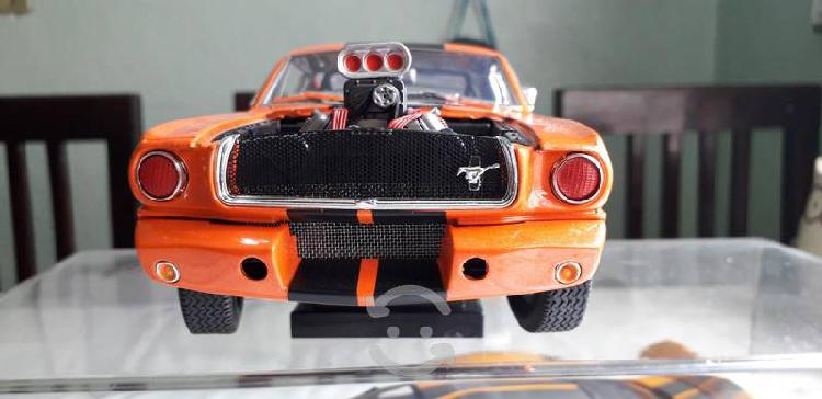 Ford mustang gt350 a escala 1/18