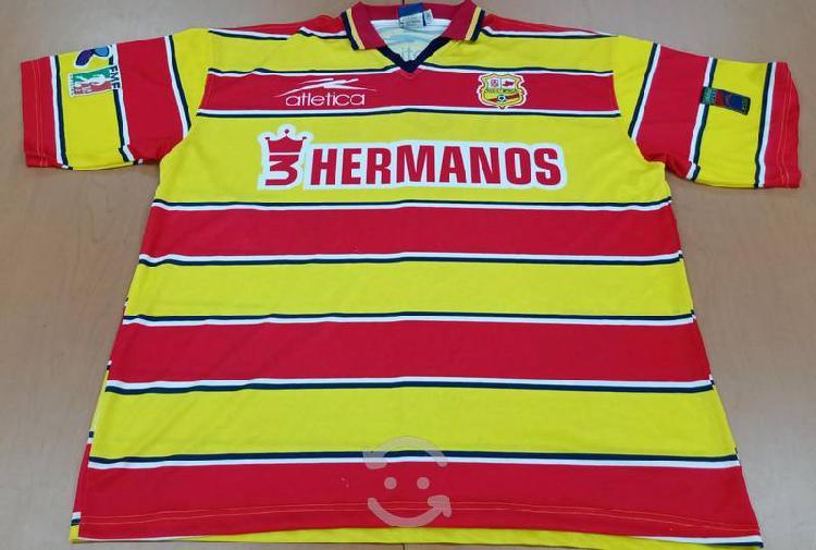 Jersey atlético morelia atlética 1998