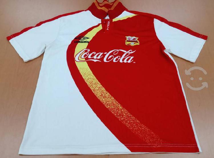 Jersey atlético morelia umbro 1997