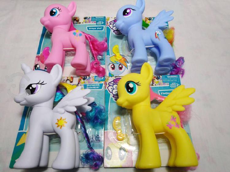 Lote de ponys my little pony