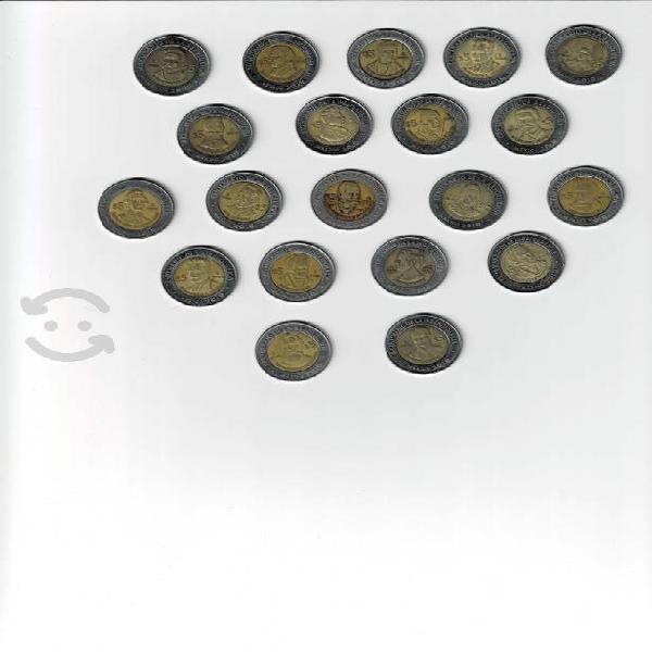 Monedas del bicentenario