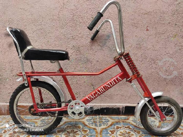 Mini vagabundo nueva r16 clásica de colección 70s