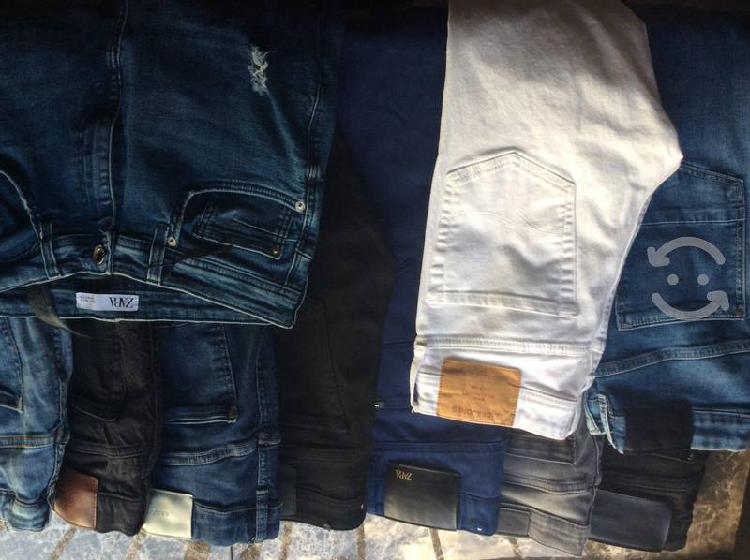 Pantalones niños 10 a 13 años varías marcas