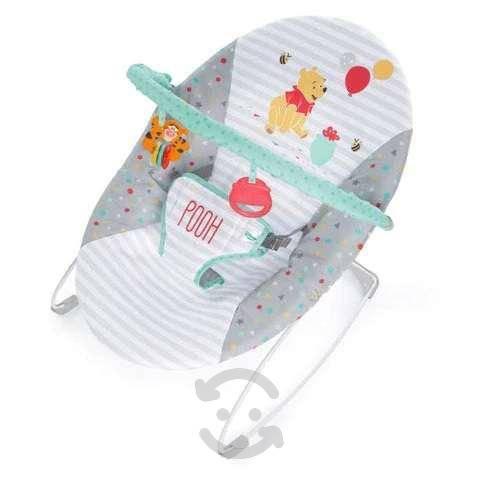 Silla para bebé con vibración de disney baby