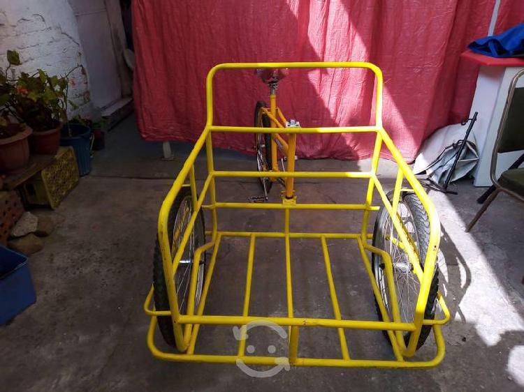 Triciclo panadero