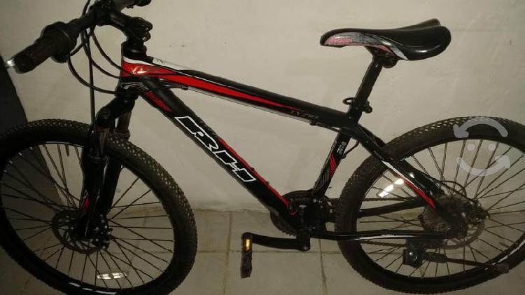 Bicicleta de montaña rh rod26