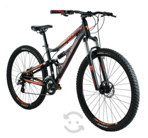 Bicicleta de montaña turbo