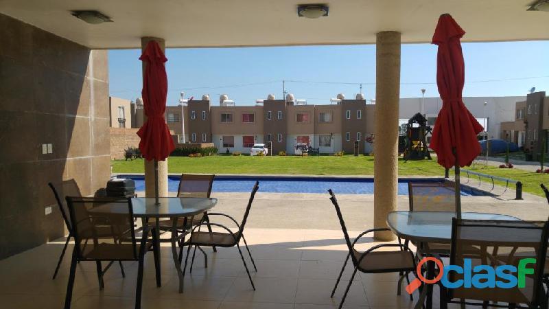 Casa en venta en Cuautlancingo Puebla San Agustín V 13
