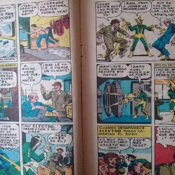 Comics hombre araña novedades bajos