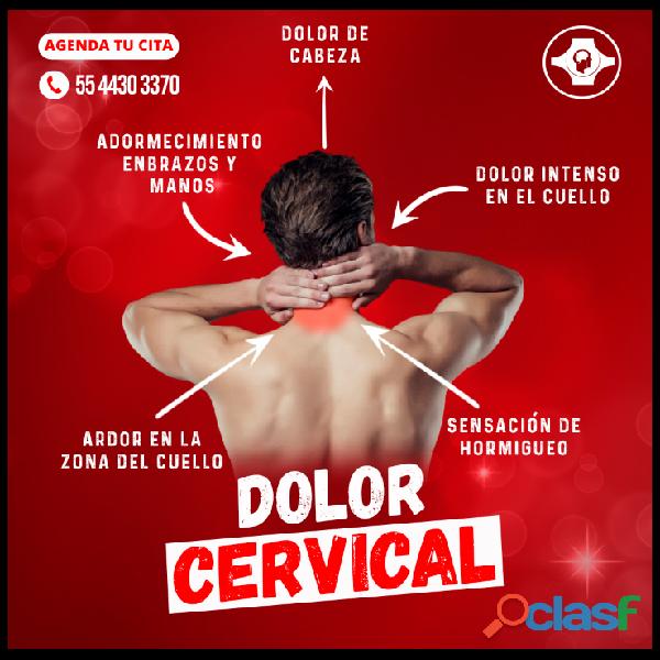 Dolor Cervical............