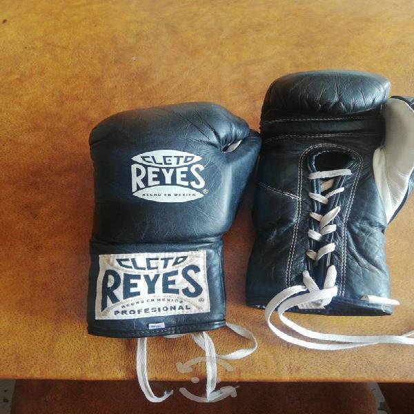 Guantes profesionales de box
