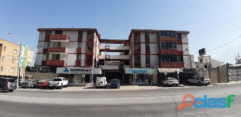 Rento Departamento en Humberto Lobo 211 2 (Excelente Ubicación)