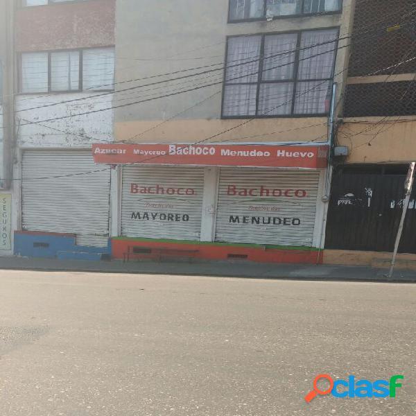 Local comercial sobre av. principal. naucalpan centro
