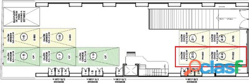 Pent House en venta 4 recámaras Eje Central, Col. Algarín 11