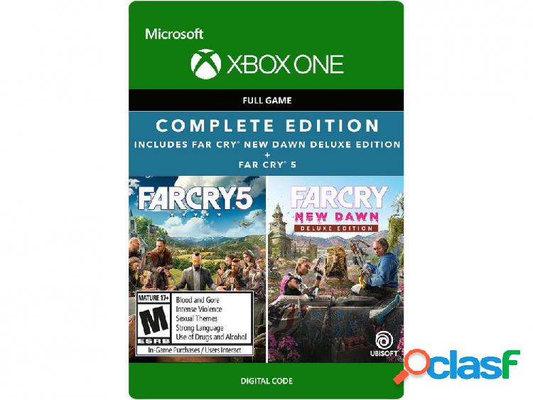 Far cry new dawn: complete edition, xbox one - producto digital descargable