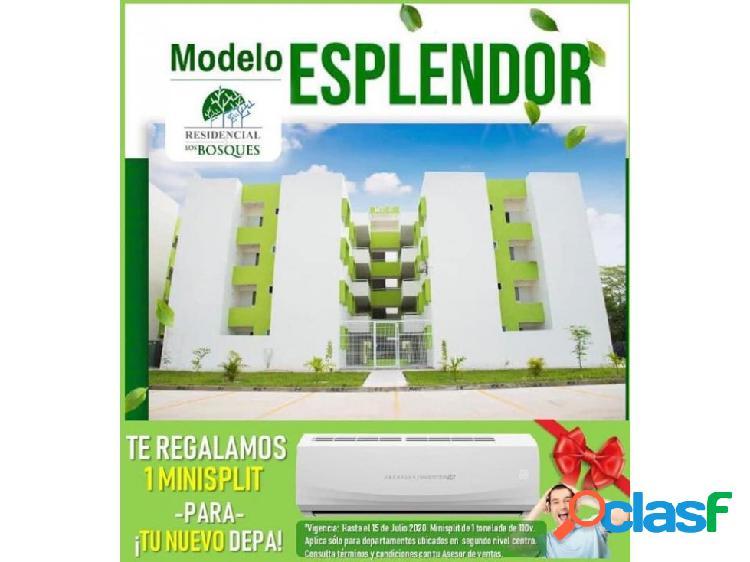 """""""promocion del mes"""" departamentos en residencial los bosques"""