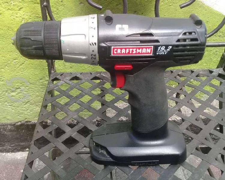 Craftsman taladro inalambrico 19.2 v para reparar