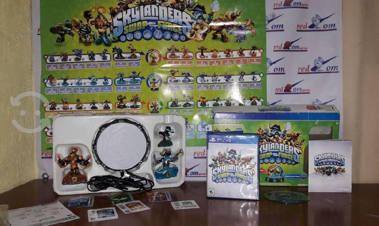 Juego para consola ps4 skylanders swap force