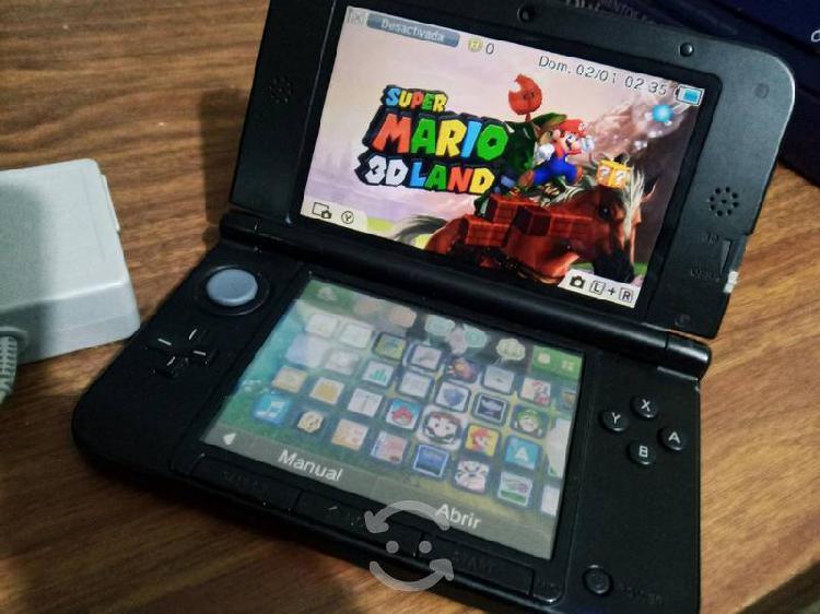 Nintendo 3ds xl | 32 gb con juegos.