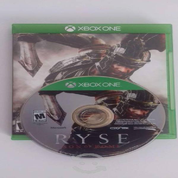 Ryse son of rome xbox one en buenas condiciones,en