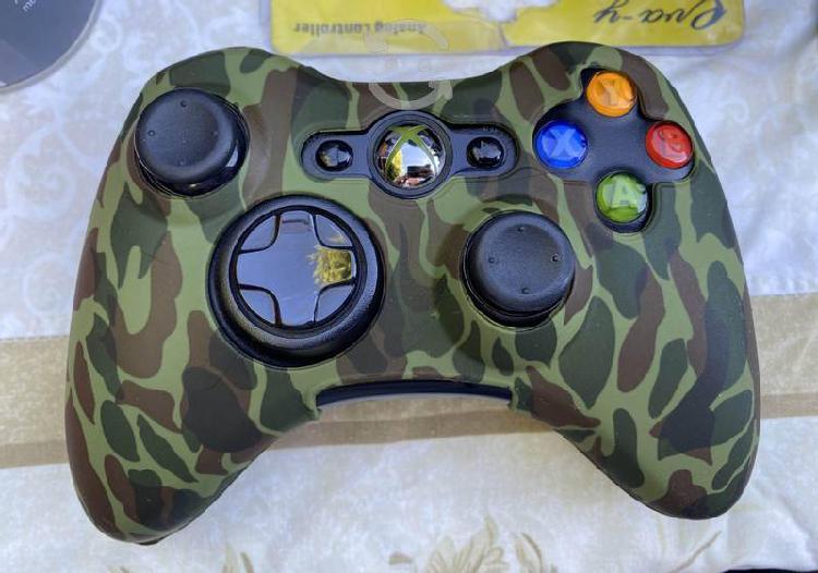 Silicones para control Xbox 360