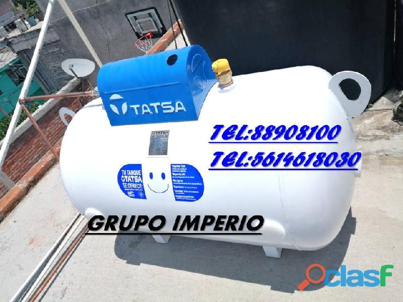 tanque TATSA de 300lts CON INSTALACION A SOLO $6,200 1