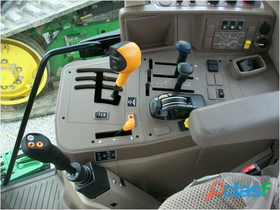 JOHN DEERE 6125M TRACTOR AGRICOLA 5