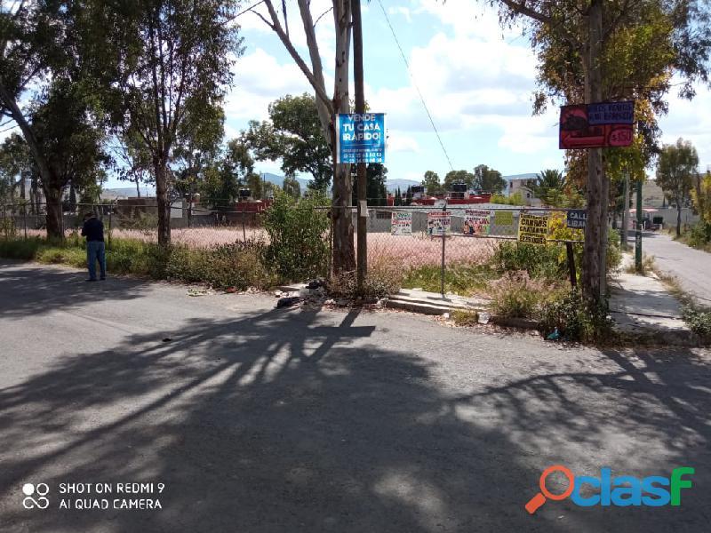 Terreno en venta en Puebla Jardines del Sur
