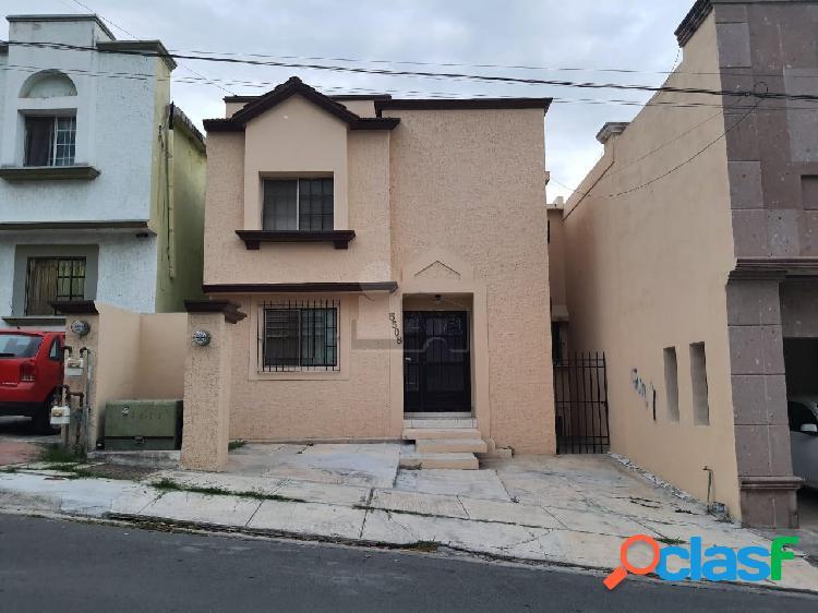 Casa en renta col. del paseo residencial, monterrey, n.l.