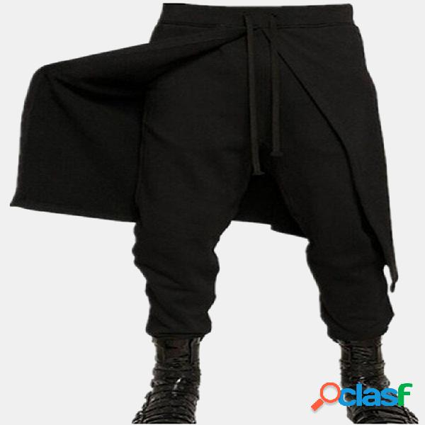Pantalón hip-hop amplio
