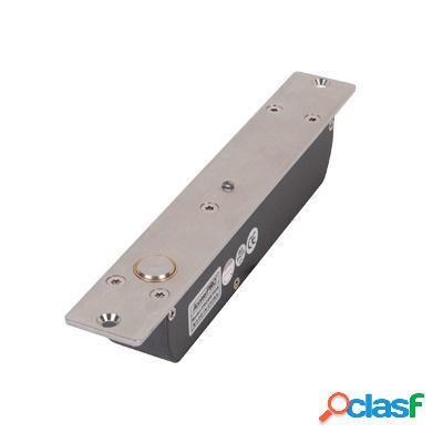 Accesspro cerradura electromagnética proeb-700a, 20.5 x 3cm, hasta 2000kg