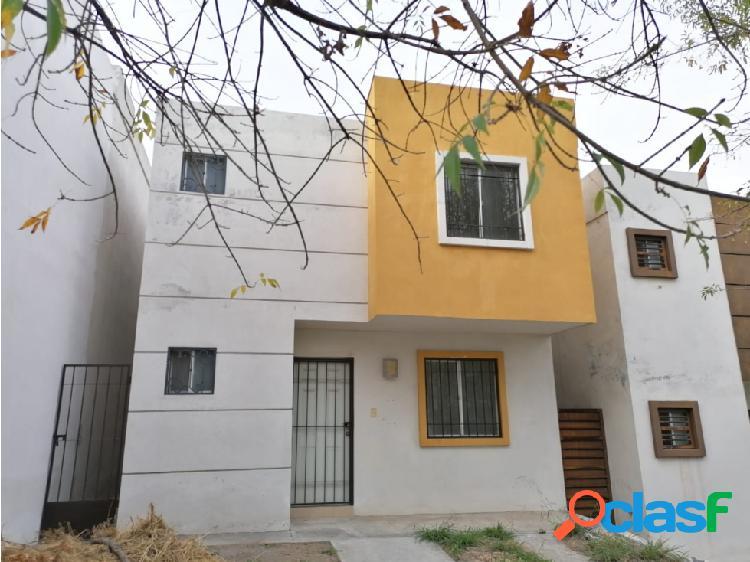 Casa en venta en pedregal san agustin, escobedo,n.l.