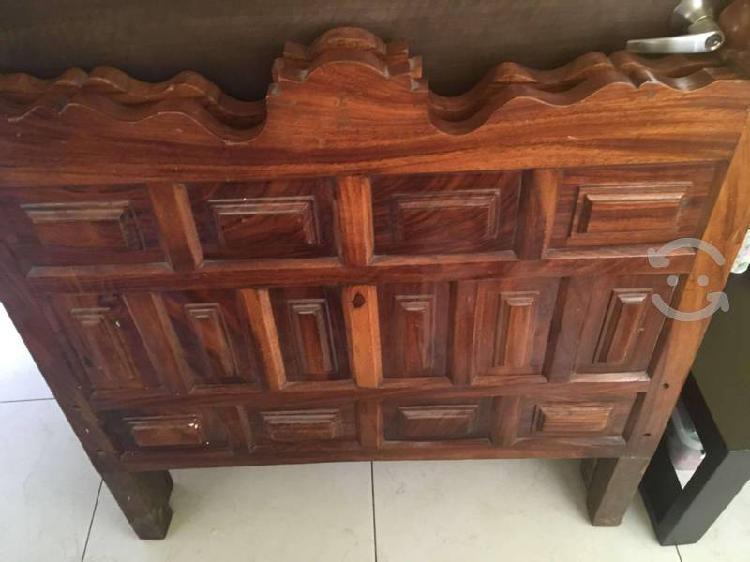 Cabeceras antiguas madera