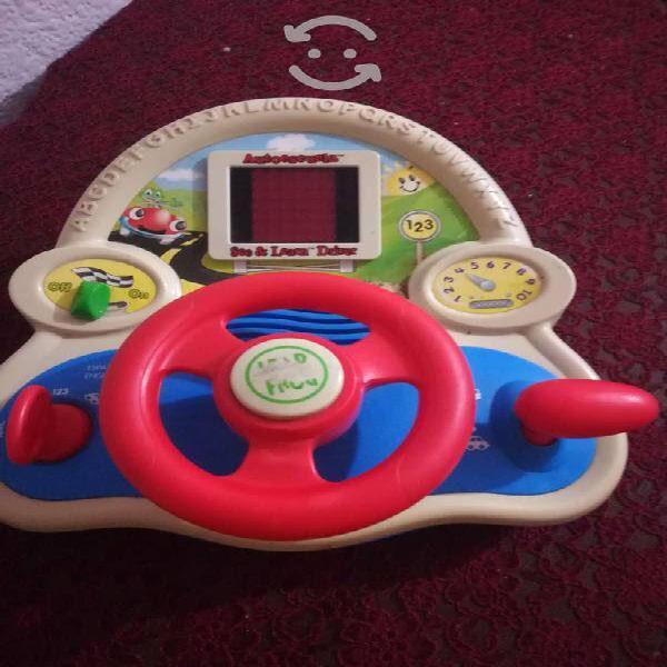 Juguetes interactivos, usados-en buen estado