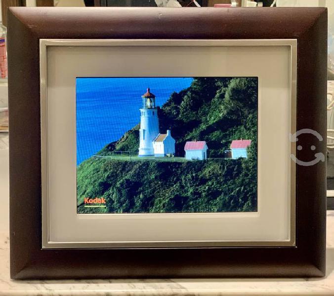 Marco digital de fotos kodak