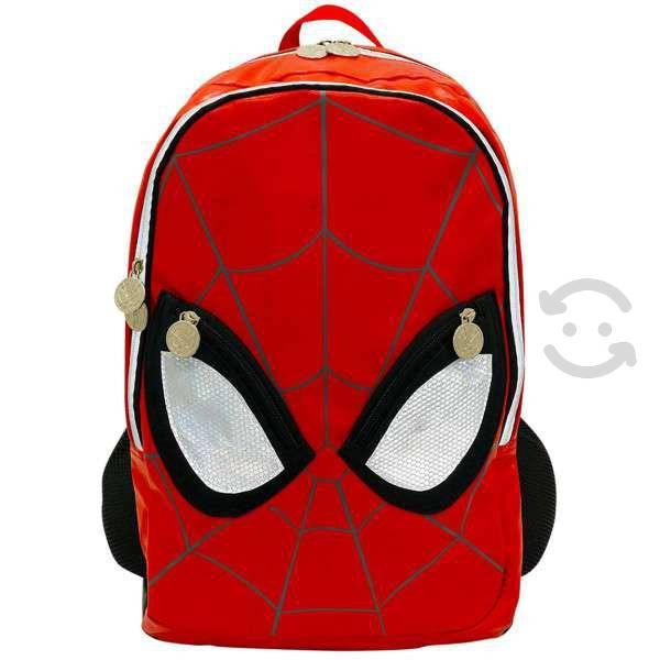 Mochila escolar spiderman marvel atmpacks