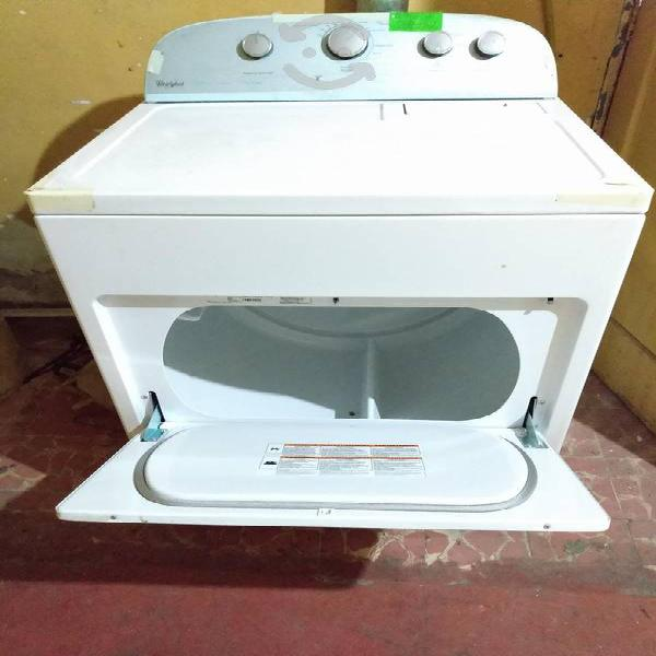 Secadora nueva a gas whirpool