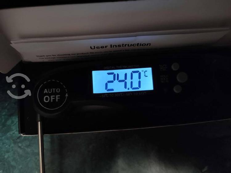 Termómetro digital de cocina resistente al agua