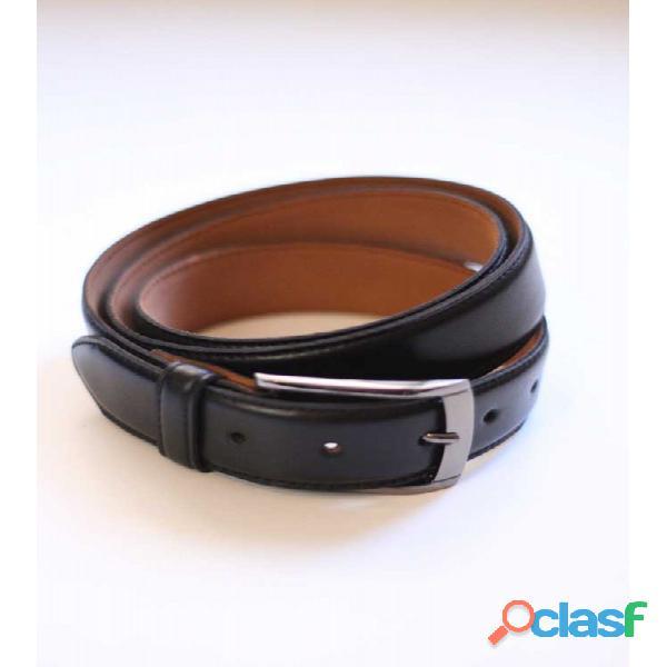 Cinturones de piel nuevos para caballero